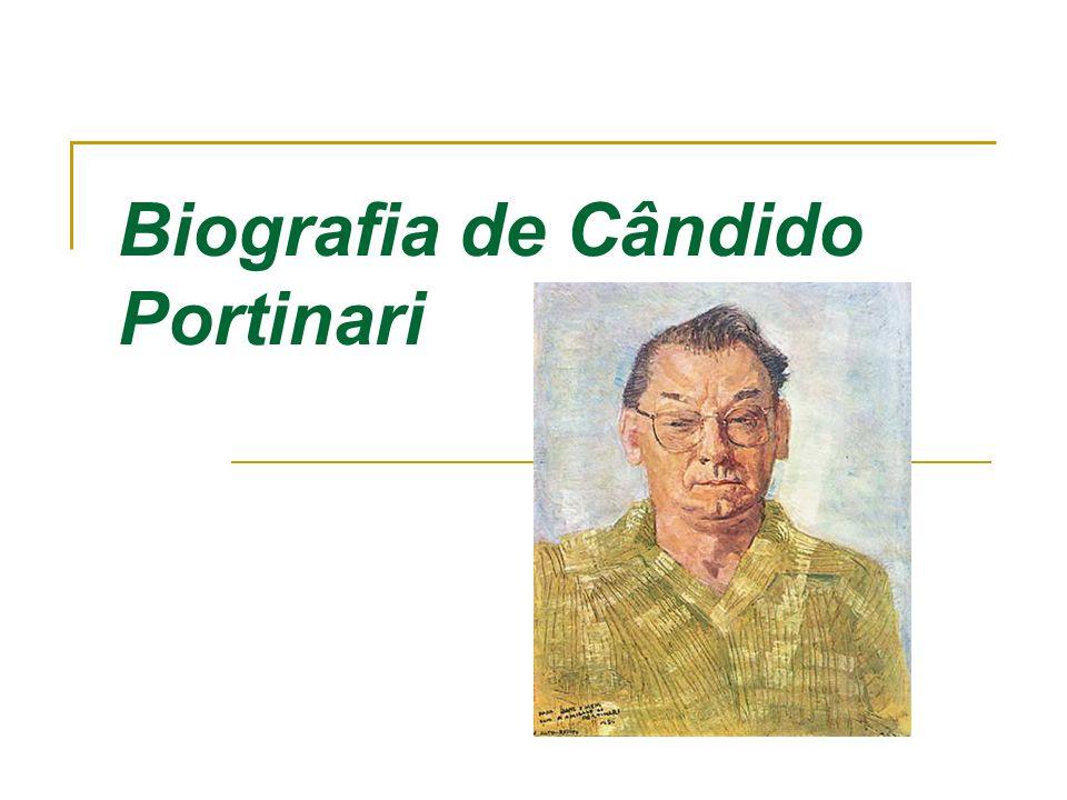 1903 - Nasce em Brodósqui, no Estado de São Paulo.