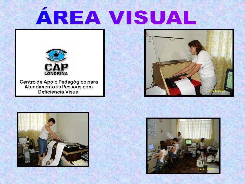Centro de Apoio Pedagógico para Atendimento às Pessoas com Deficiência Visual