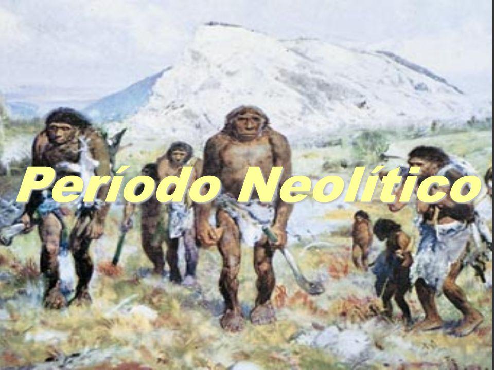 O Neolítico foi um período de revolução na vida humana.