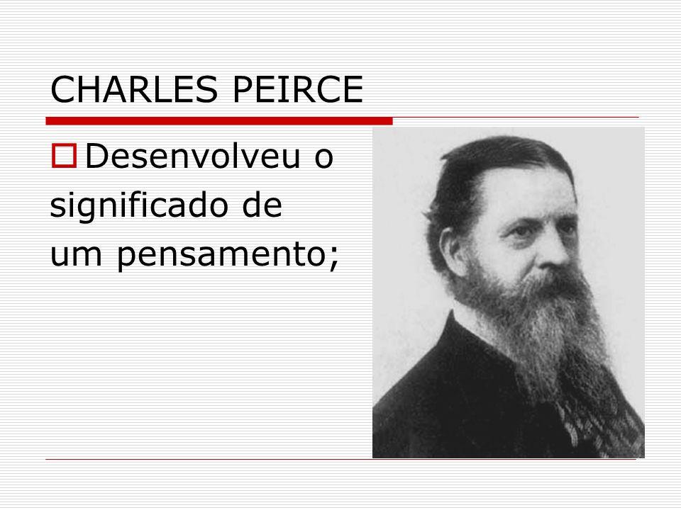 Propôs à Filosofia, a aplicação de métodos de observação, hipóteses e experimentação; As teorias, são instrumentos, e não respostas aos enigmas;