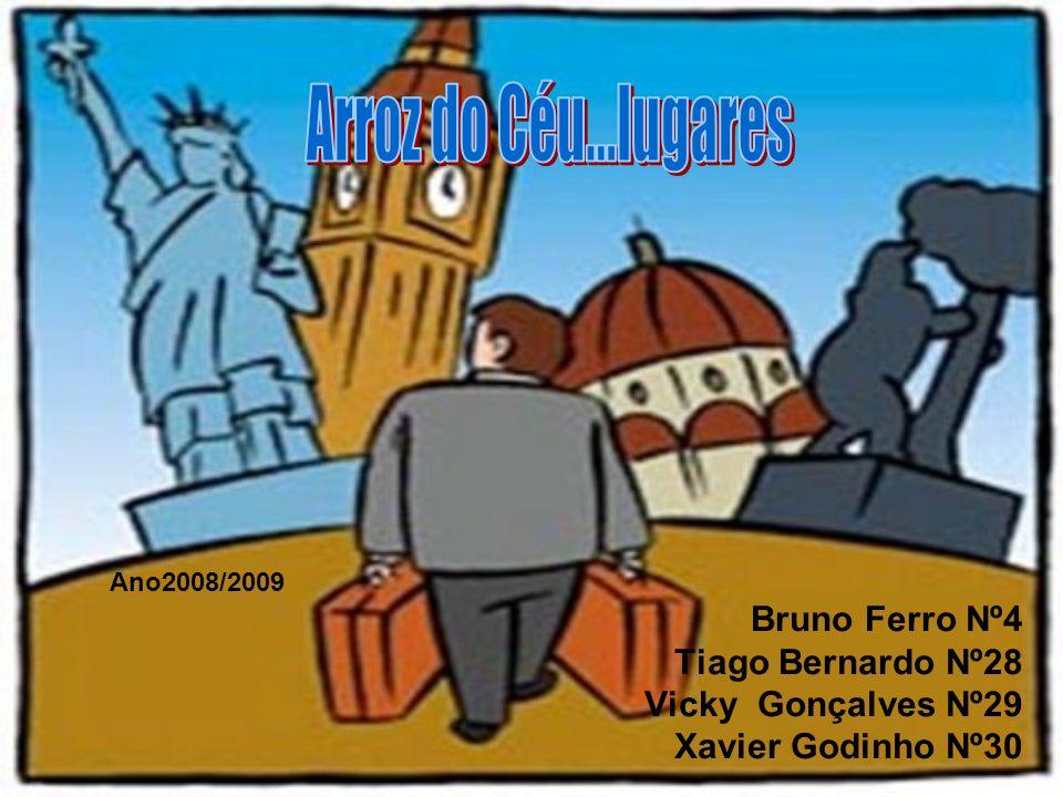 Ano2008/2009 Bruno Ferro Nº4 Tiago Bernardo Nº28 Vicky Gonçalves Nº29 Xavier Godinho Nº30
