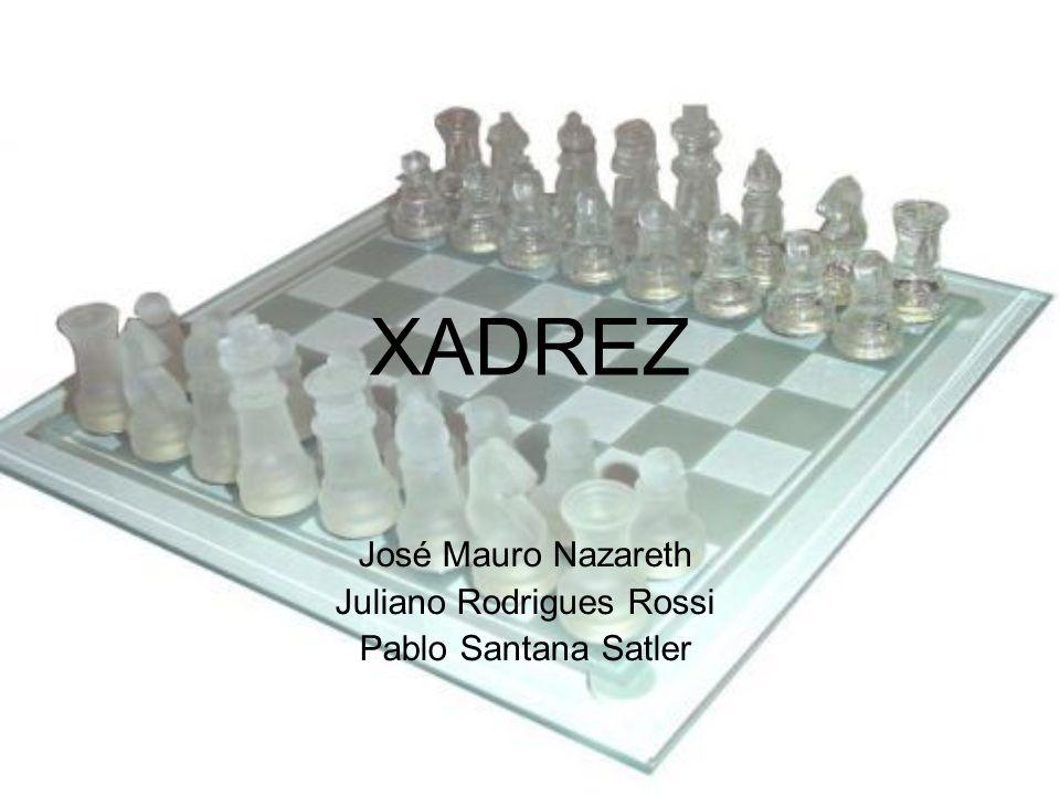 O que é o Xadrez Inventado na antiguidade, provavelmente na Índia e se tornando famoso na Pérsia.