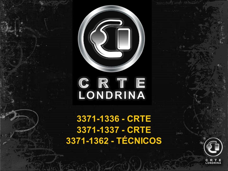 3371-1336 - CRTE 3371-1337 - CRTE 3371-1362 - TÉCNICOS