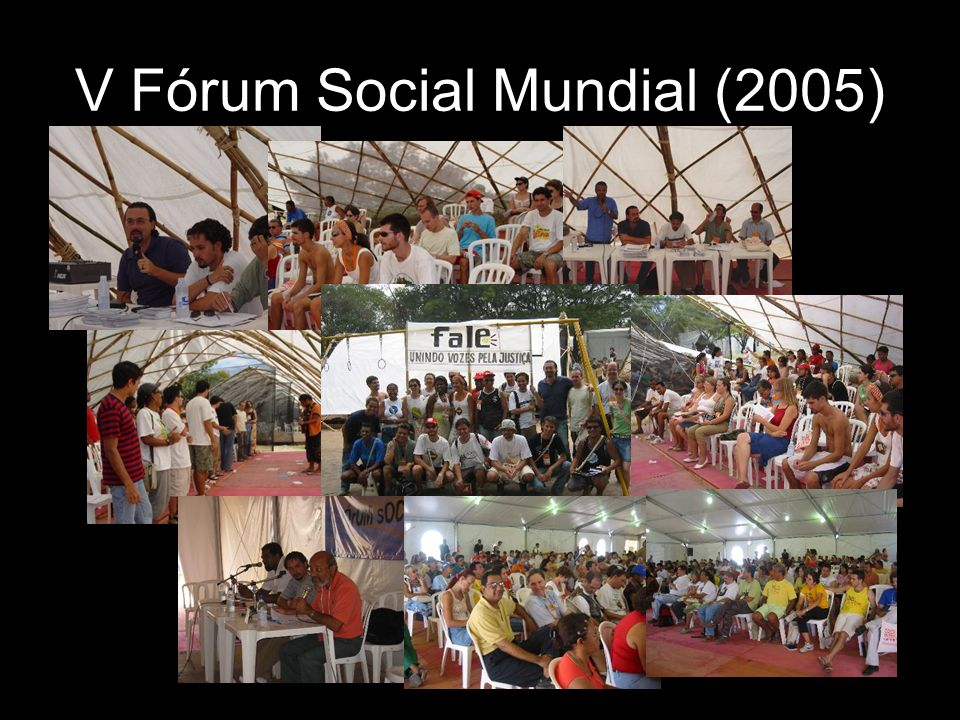 V Fórum Social Mundial (2005)