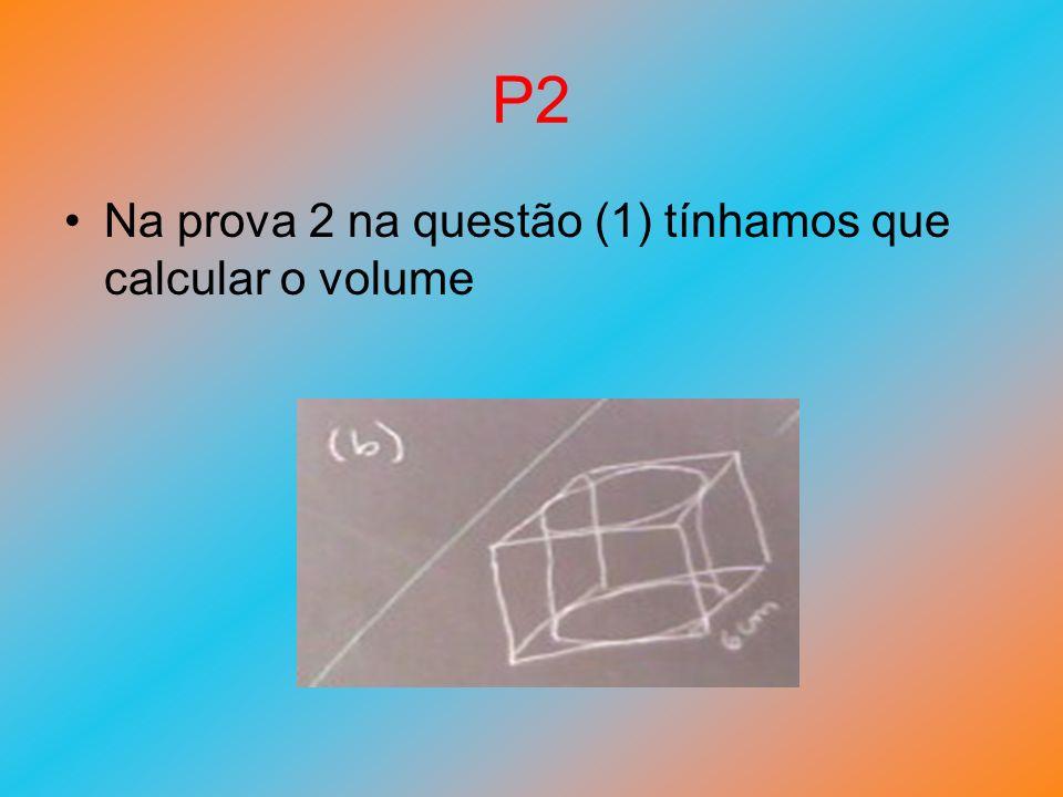 EXERCÍCIO SOBRE ESFERA Determine o volume de uma esfera cuja superfície tem uma área de 324πcm².