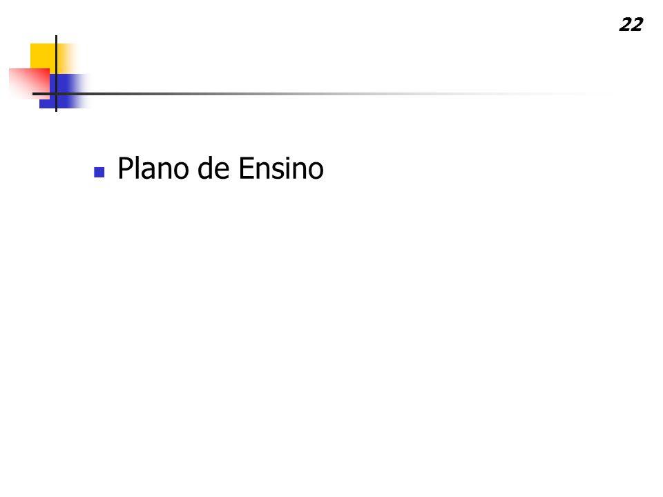21 Cálculo Numérico – Bibliografia RUGGIERO, M. A. G. & LOPES, V. L. R. Cálculo numérico: aspectos teóricos e computacionais. 2.ed. São Paulo, Makron,