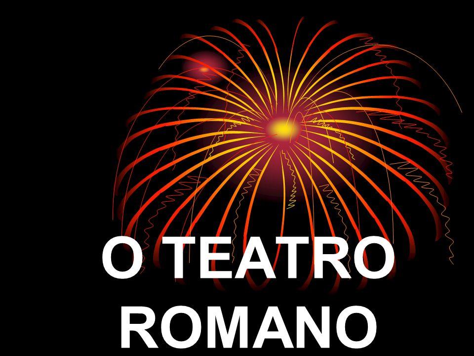 O teatro romano, apesar de não deixar relevante legado para a História posterior, teve diferentes gêneros.
