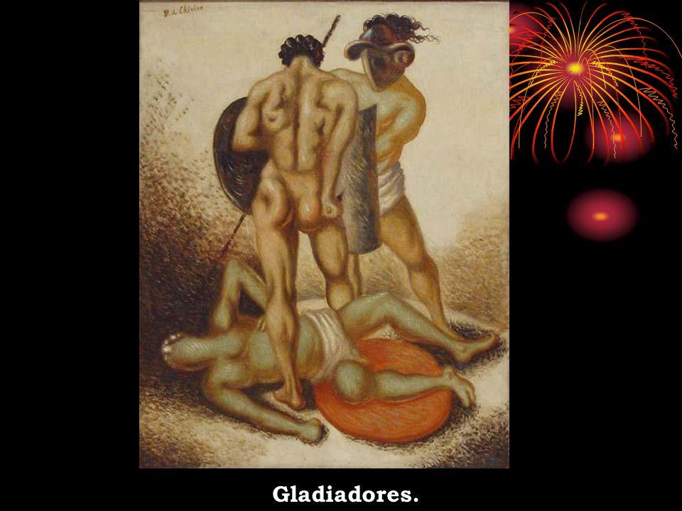 Gladiadores.