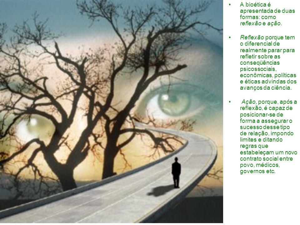 No Brasil, problemas como a exclusão social, o racismo, a fome e o abandono, carecem de um novo olhar sob a ótica da bioética.