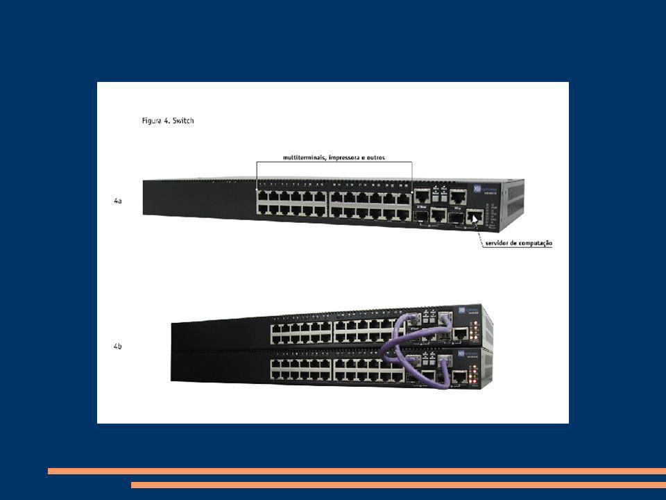 TENSÃO DA REDE A rede elétrica está configurada para o Programa do Paraná Digital, não utilizar as tomadas elétricas para instalação de outros equipamentos – interferência e oscilações.