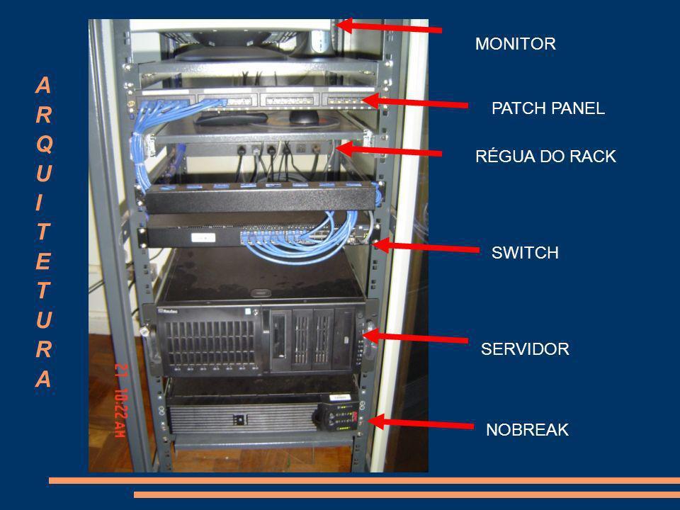 INSTALAÇÃO Ressaltar o cuidado no puxar as mesas dos mutiterminais, pois existe o perigo de desconectar cabos ou fios.