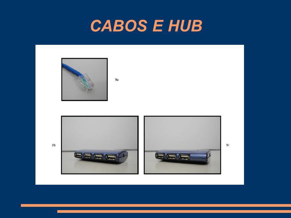 IDENTIFICAR CABOS É recomendável conectar o cabo RJ-45 do multiterminal junto ao switch de forma a identificar os cabos.