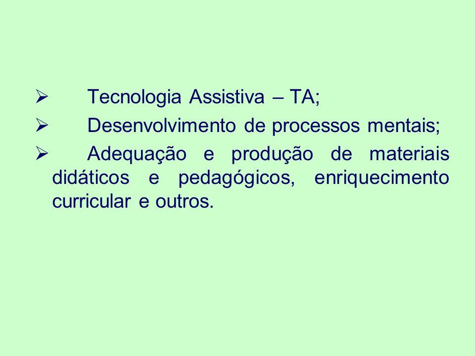ORGANIZAÇÃO DO AEE O AEE é organizado para suprir as necessidades de acesso ao conhecimento e à participação dos alunos com deficiência e dos demais que são público-alvo da Educação Especial, nas escolas comuns.