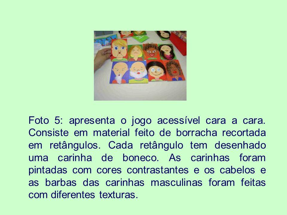 Foto 6: mostra uma página com desenho de um livro infantil.