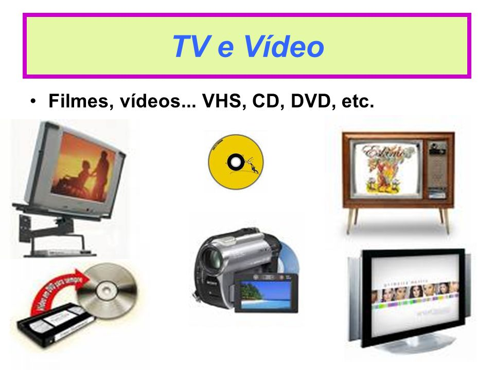 TV e Vídeo Filmes, vídeos... VHS, CD, DVD, etc.