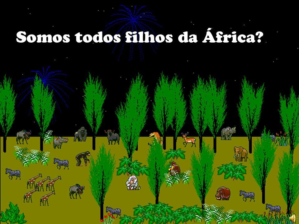 Somos todos filhos da África?
