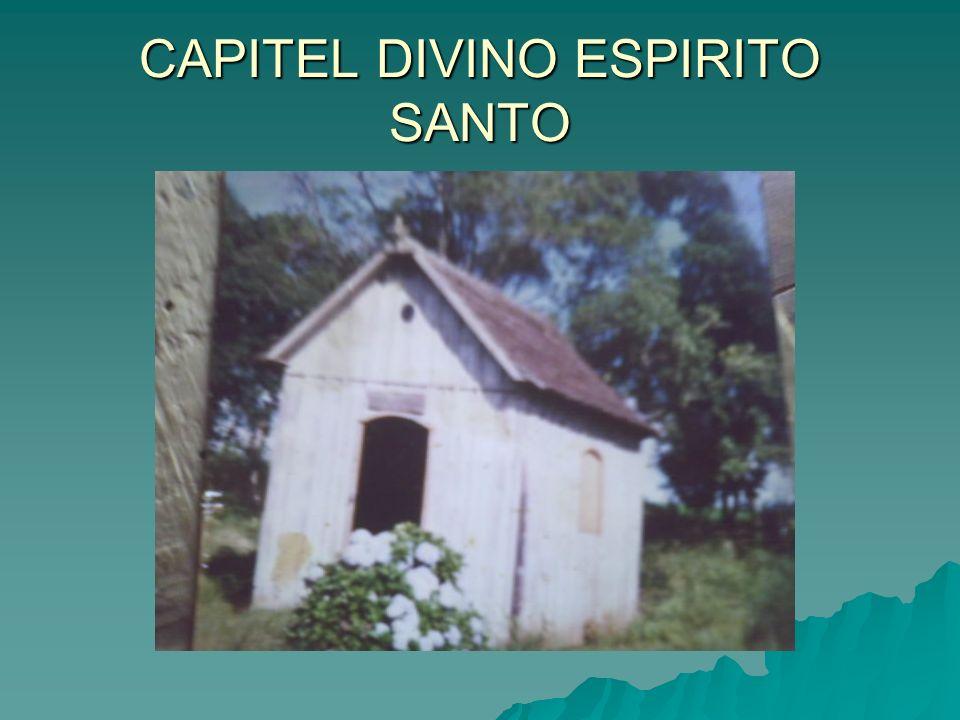 FOTO - INTERIOR DO CAPITEL