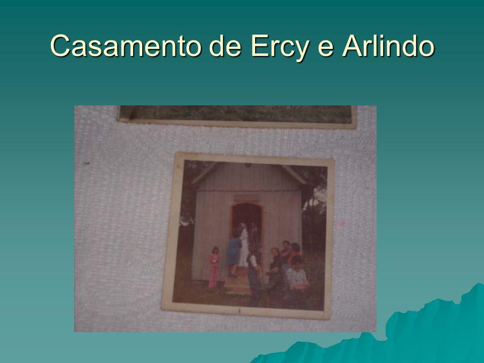 Casamento de Ercy e Arlindo