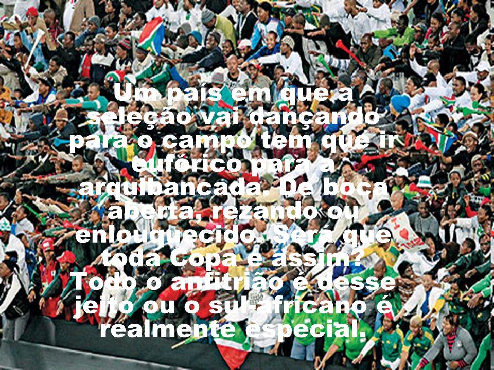 As cores, de acordo com a adidas, foram escolhidas para representar os 11 jogadores de cada seleção, os 11 idiomas oficiais da África do Sul e as 11 tribos que formam a população sul-africana.