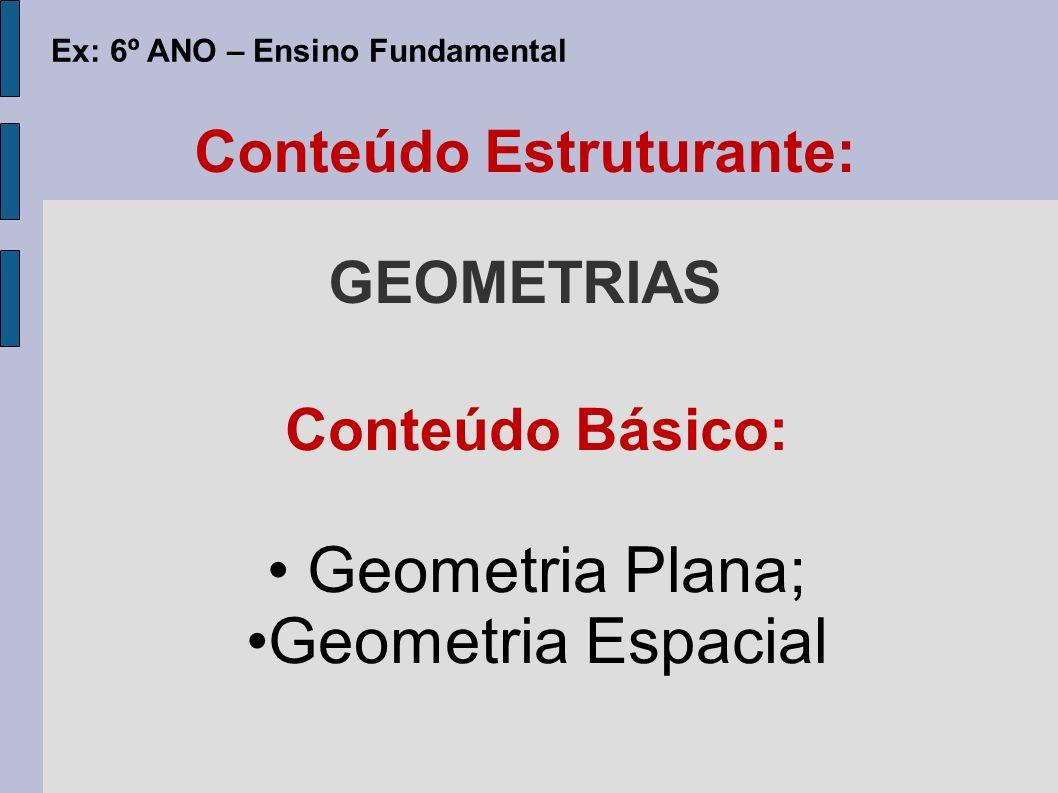 Expectativas de Aprendizagem. 30. Reconheça sólidos geométricos e identifique seus elementos;.