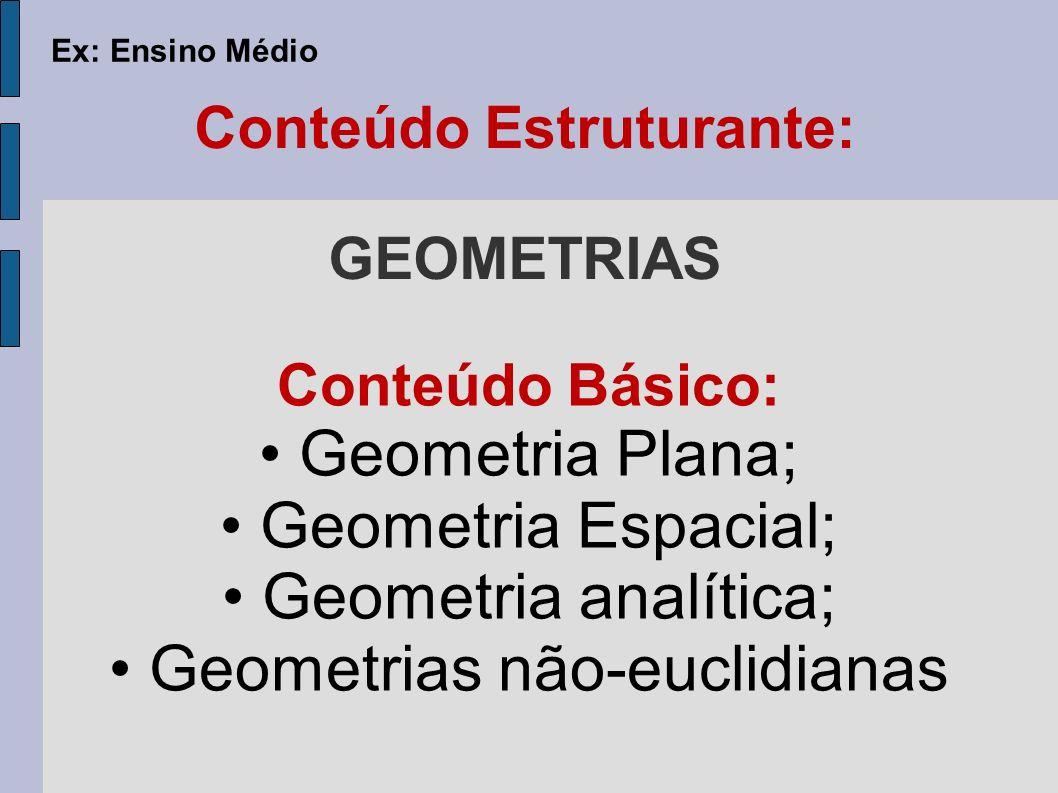 Expectativas de Aprendizagem. 229. Calcule área, volume e capacidade de sólidos geométricos;.