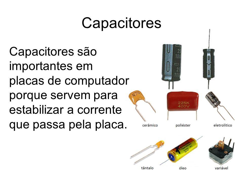 Simulação Associação de capacitores