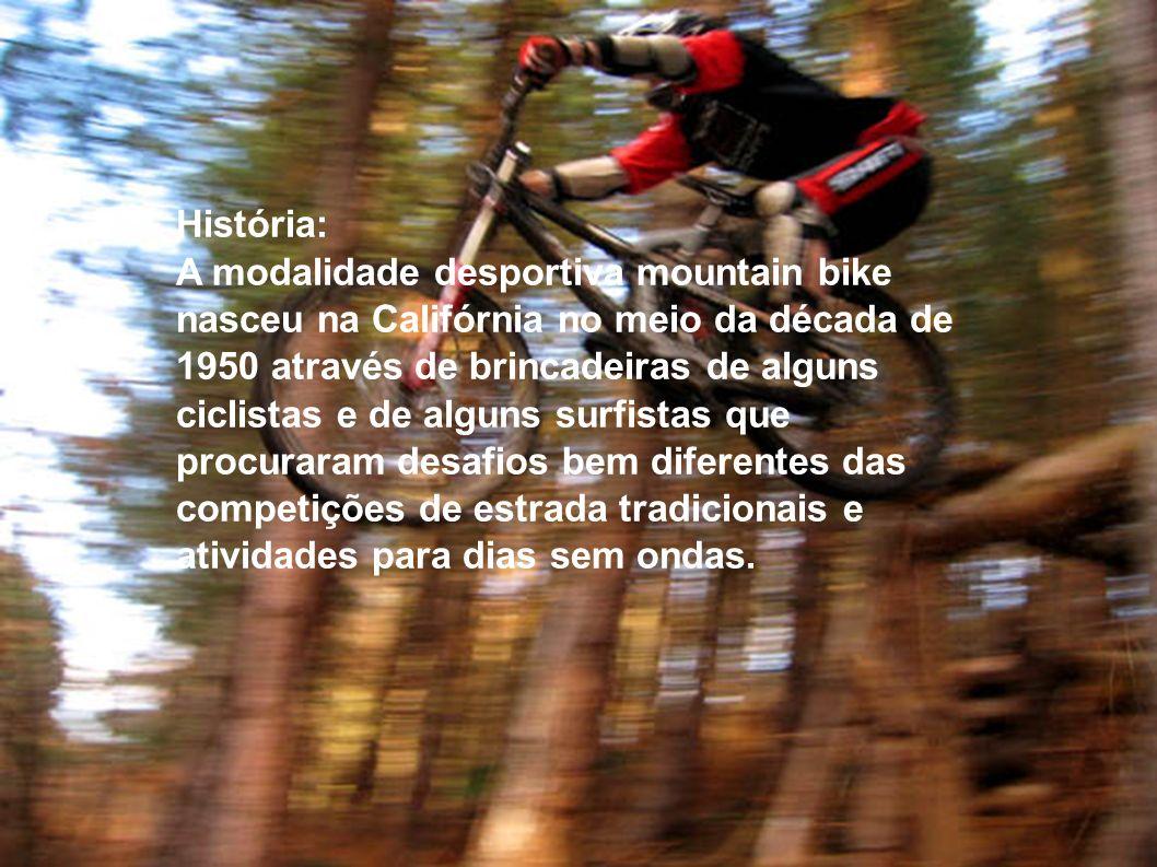 Regras Principais: Nessa prova, o ciclista deve percorrer um circuito fechado de 5 km a 9 km em um terreno montanhoso, que apresente dificuldades ao atleta.