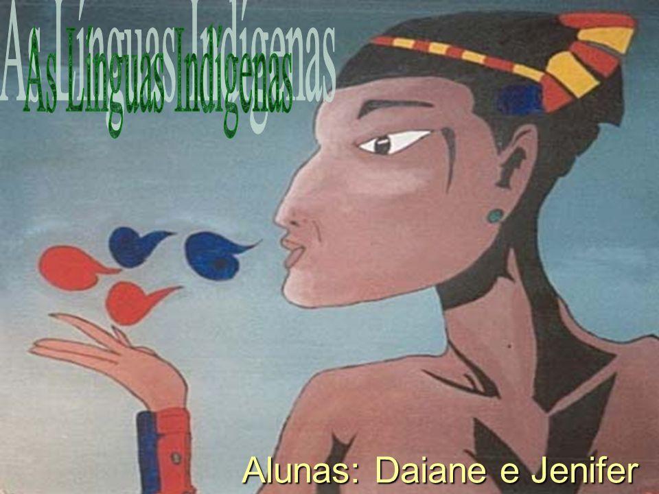 Alunas: Daiane e Jenifer