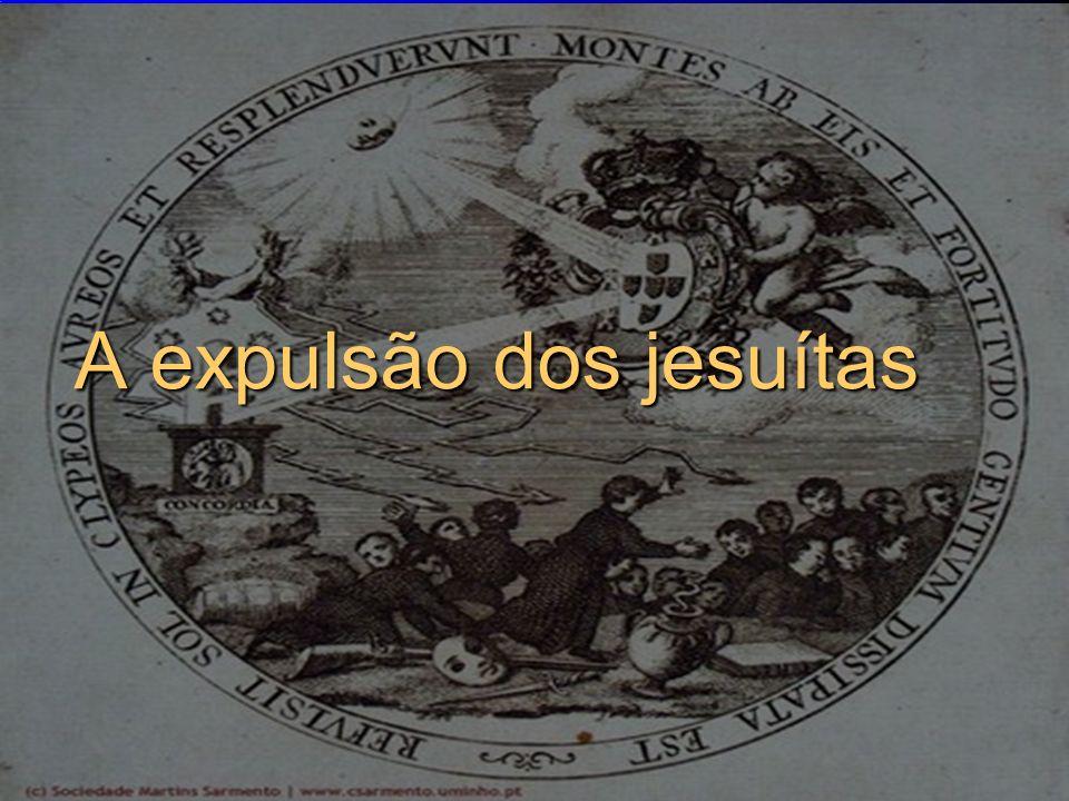 A expulsão dos jesuítas