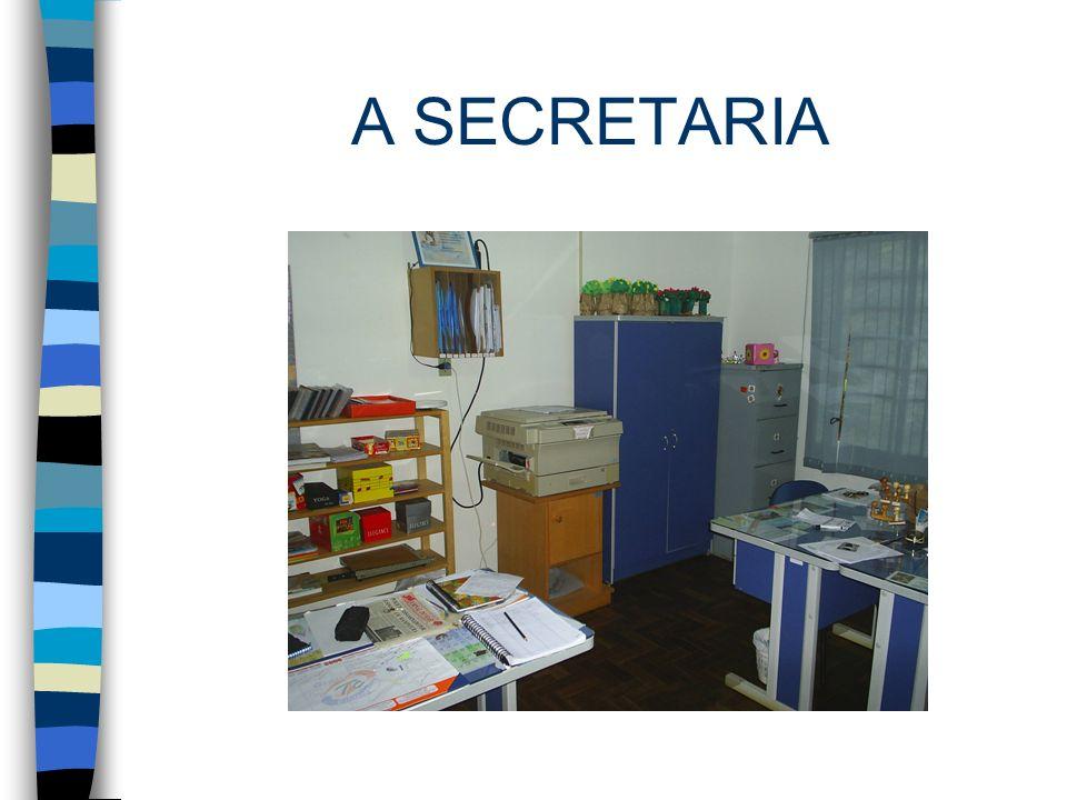 A SECRETARIA