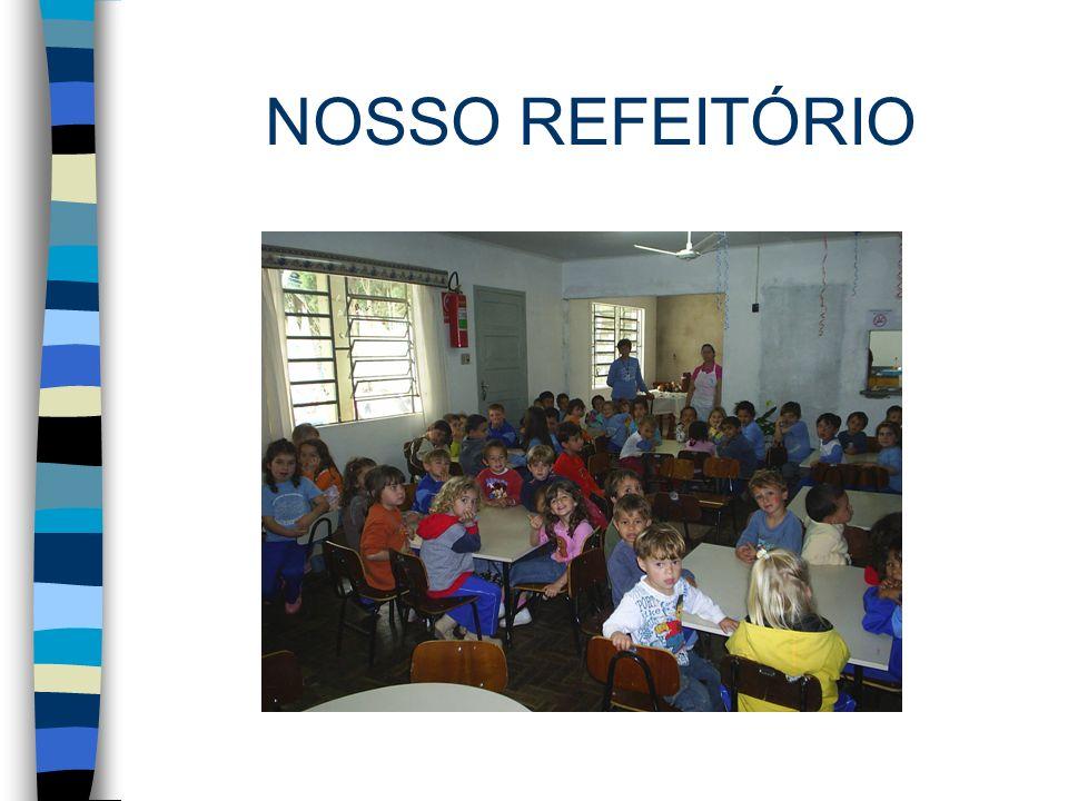 NOSSO REFEITÓRIO