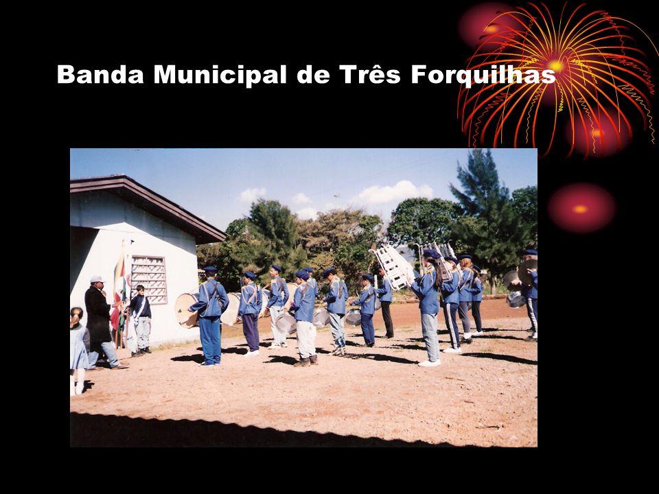 Banda Municipal de Três Forquilhas