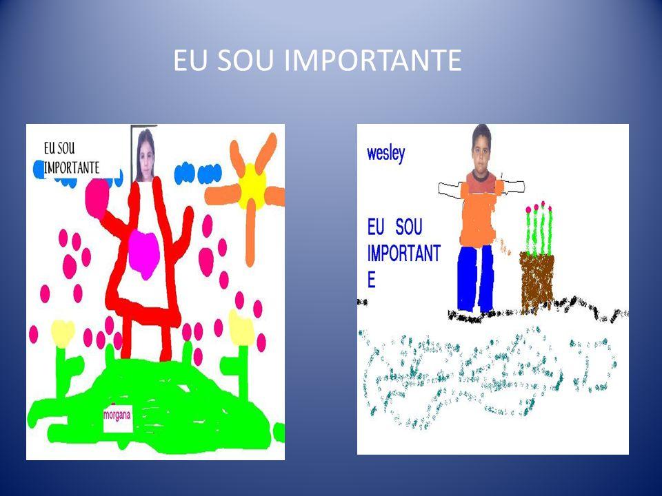 EU SOU IMPORTANTE