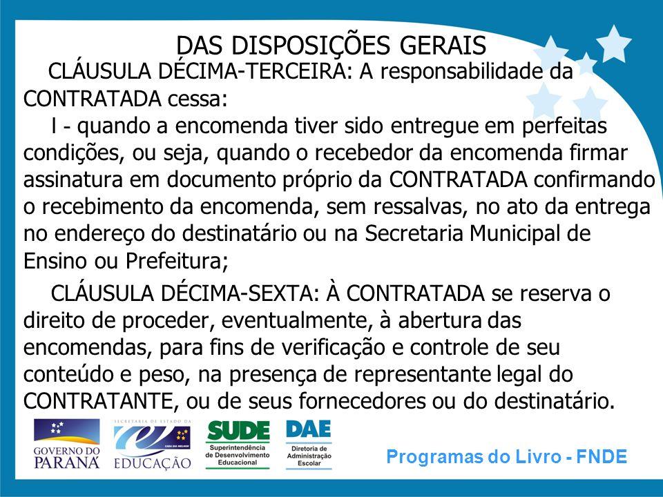 CONTATOS 1°: Agência dos Correios mais próxima do Estabelecimento de Ensino 2°: Regionais dos Correios CURITIBA E REGIÃO METROPOLITANA CEP 80.000-000 a 83.999-999 (41) 3310-2091 c/ MAURO / DARLENE (41) 3310-2007 c/ CLAÚDIO BERTILE PONTA GROSSA E REGIÃO CEP 84.000-000 a 85.299-999 (42) 3229-3166 c/ FRANCISCO M.