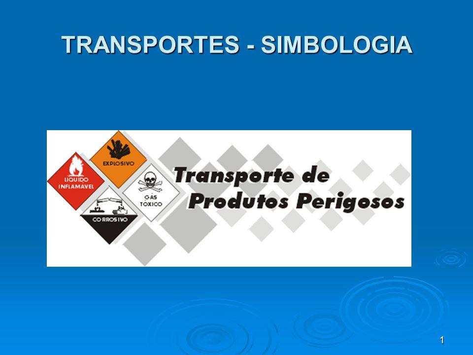 1 TRANSPORTES - SIMBOLOGIA