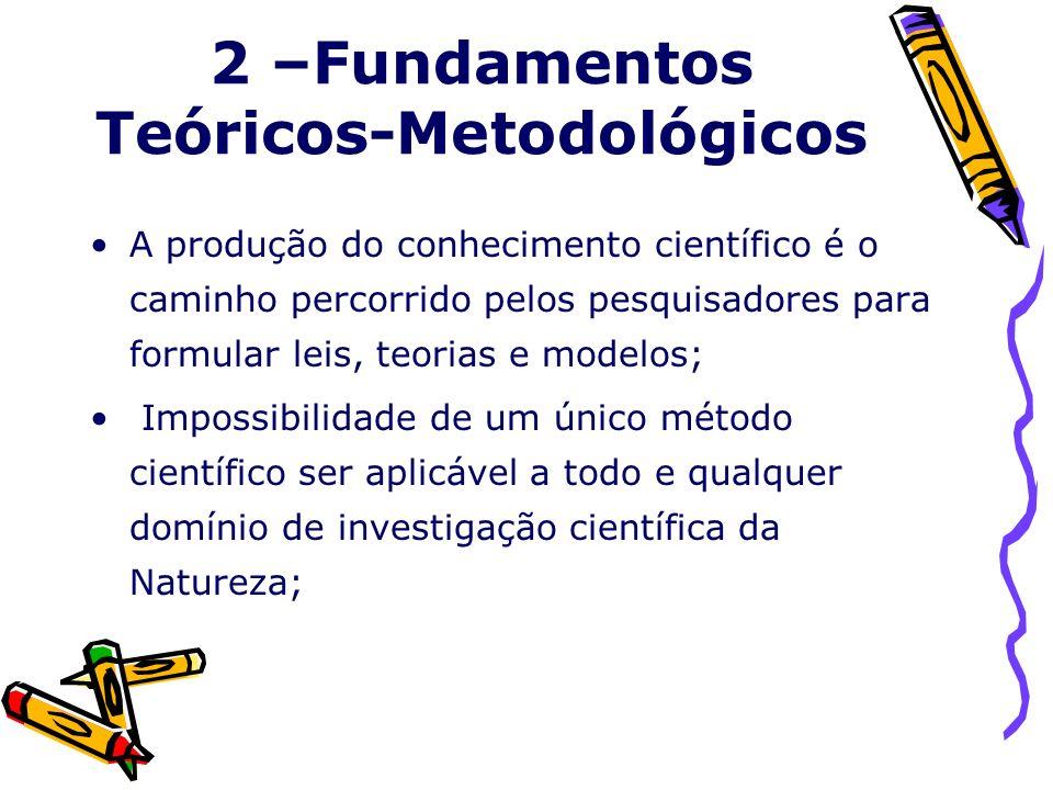 Se faz necessário, no ensino de Ciências, ampliar os encaminhamentos metodológicos para abordar os conteúdos escolares, de modo que os estudantes superem obstáculos conceituais originados na sua vivência cotidiana.