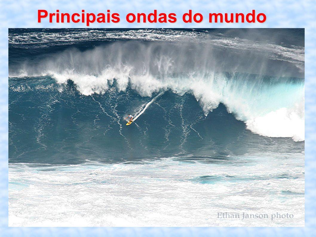 Principais ondas do mundo