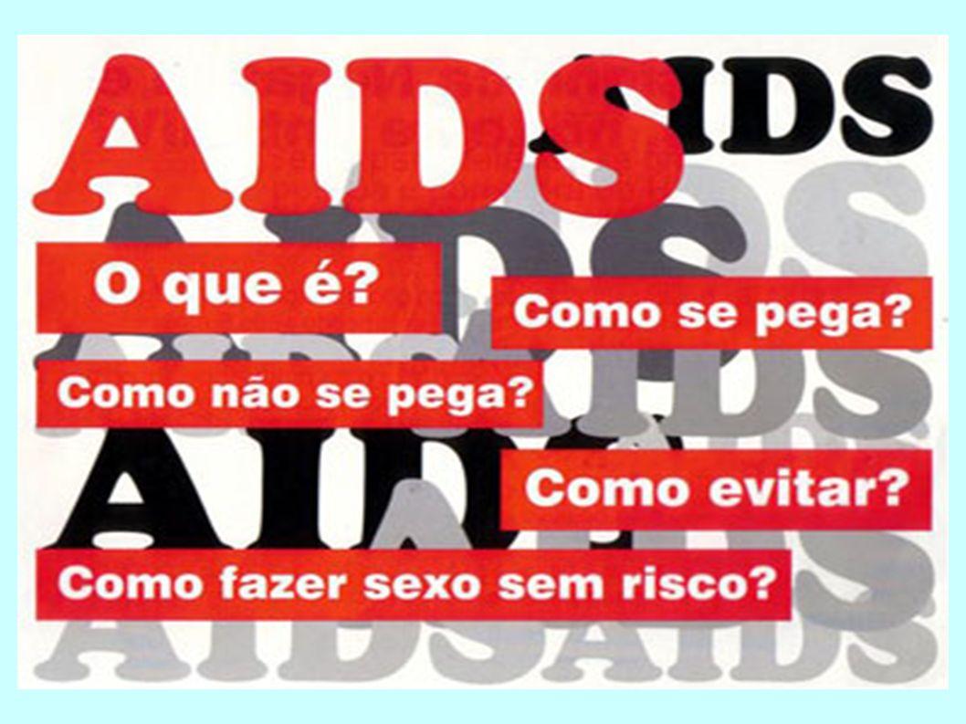 JUSTIFICATIVA Resolvi pesquisar sobre a Aids porque eu quero mais conhecimento sobre o assunto e às vezes nos falta mais informação.