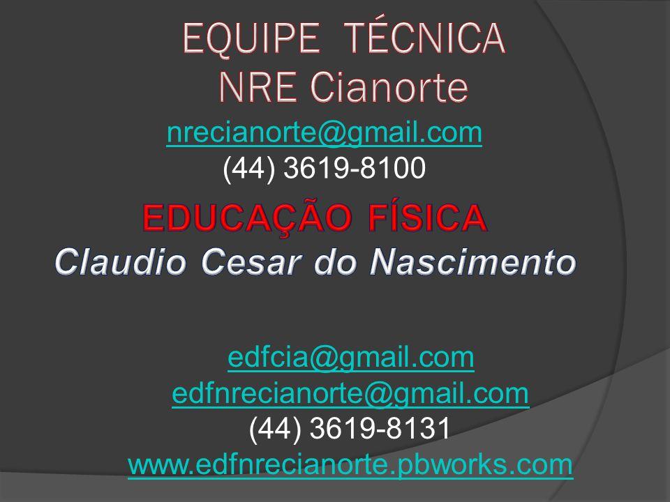 nrecianorte@gmail.com (44) 3619-8100 edfcia@gmail.com edfnrecianorte@gmail.com (44) 3619-8131 www.edfnrecianorte.pbworks.com