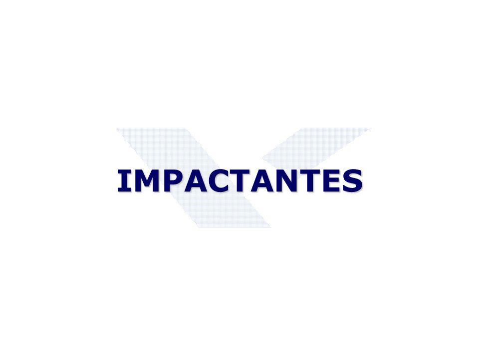 IMPACTANTES