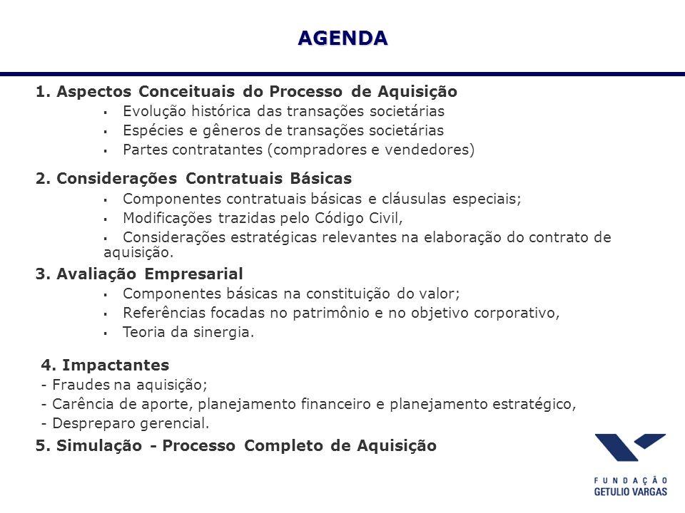 AVALIAÇÃO EMPRESARIAL Referências Específicas Referência Focada no Patrimônio Referência Focada no Objetivo Corporativo