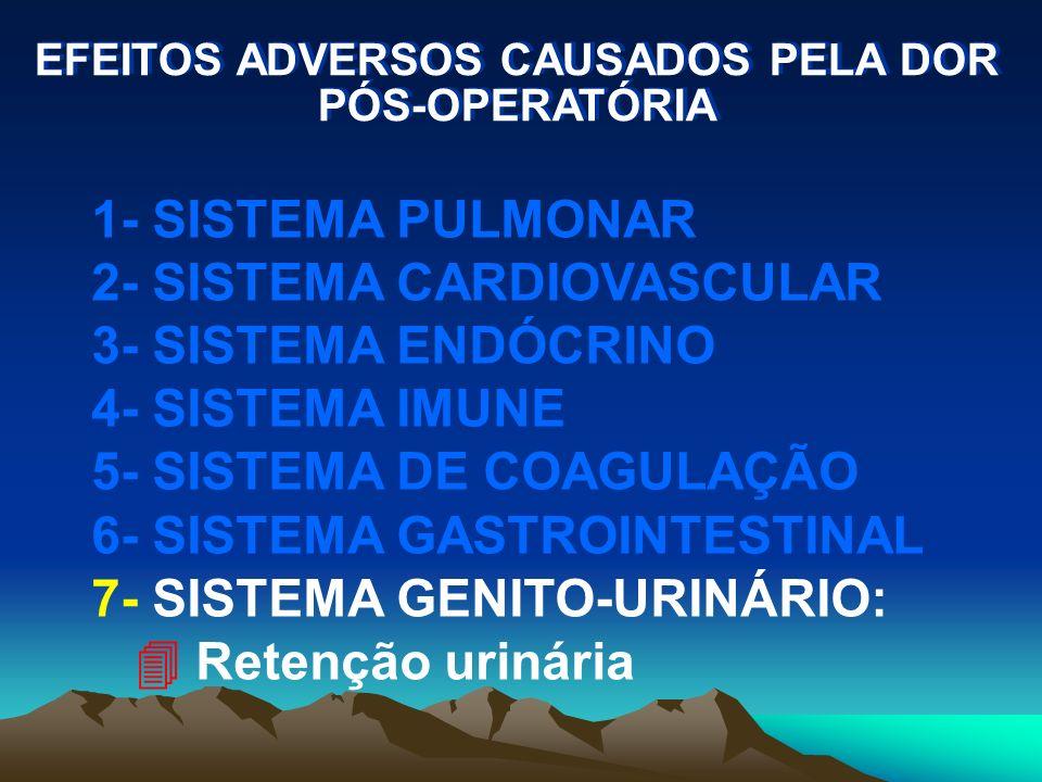 VIAS DE ADMINISTRAÇÃO DE DROGAS ANALGÉSICAS Oral Transmucosa Transdérmica Intramuscular Intravenosa: Intermitente, Contínua e PCA