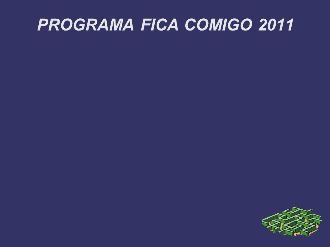 PROGRAMA FICA COMIGO 2011 COMPARATIVO SITUAÇÃO GERAL ESTADOSITUAÇÃO NÚCLEO REGIONAL DE APUCARANA 2.100 ESCOLAS PÚBLICAS62 ESCOLAS PÚBLICAS 390 ESCOLAS CONVENIADAS15 ESCOLAS CONVENIADAS 43.848 FICHAS EMITIDAS1139 FICHAS EMITIDAS 52% DE ÊXITO NAS AÇÕES DESENVOLVIDAS 49,08% DE ÊXITO NAS AÇÕES DESENVOLVIDAS 48% DE CASOS NÃO RESOLVIDOS 50,92% DE CASOS NÃO RESOLVIDOS