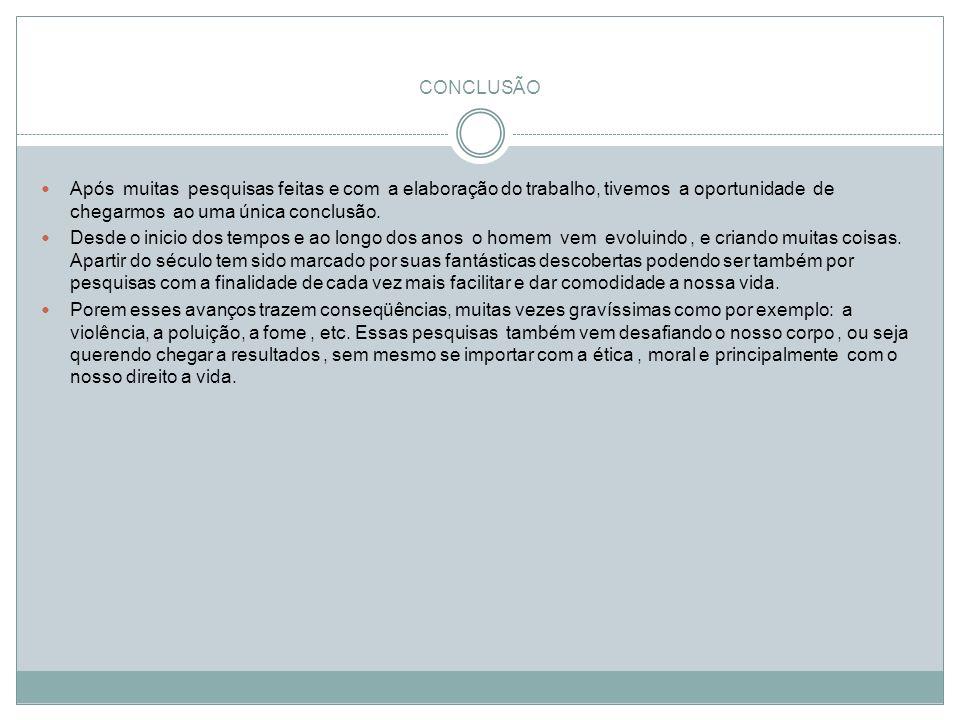 Bibliografia textos: ultimosegundo.ig.com.br/.../o_uso_de_embrioes_em_pesquisa_fere_o_direito_a_vida_vote_na_enq uete_...