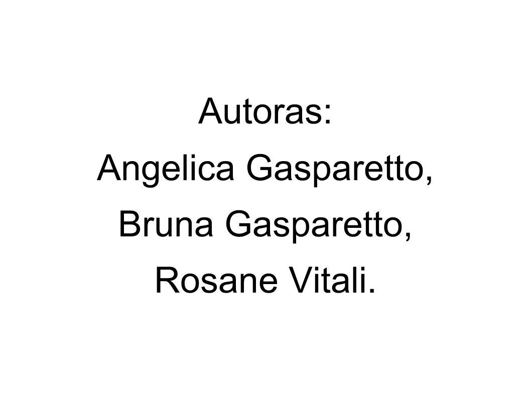 Autoras: Angelica Gasparetto, Bruna Gasparetto, Rosane Vitali.