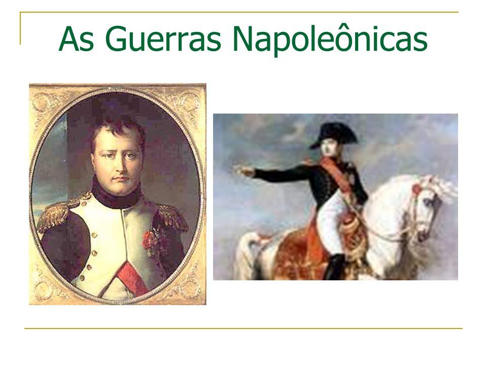 As Guerras Napoleônicas