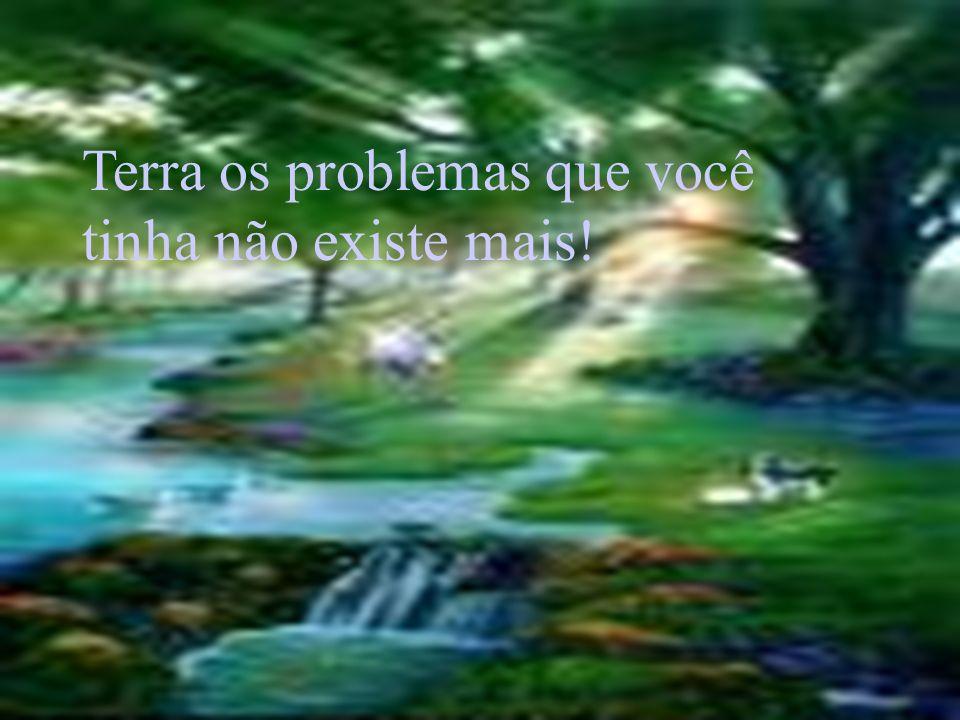 Terra os problemas que você tinha não existe mais!
