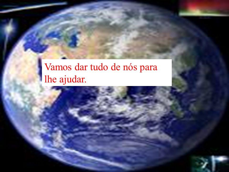 NÃO DESPERDIÇAR A ÁGUA, NÃO CORTAR AS ÁRVORES, SEPARAR O LIXO EM CASA, NAS RUAS E NA ESCOLA, NÃO MATAR OS ANIMAIS.
