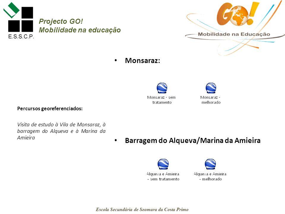 Parques e Jardins da Amadora Materiais produzidos por alunos: Turmas 12º 2 e 3 Projecto GO.
