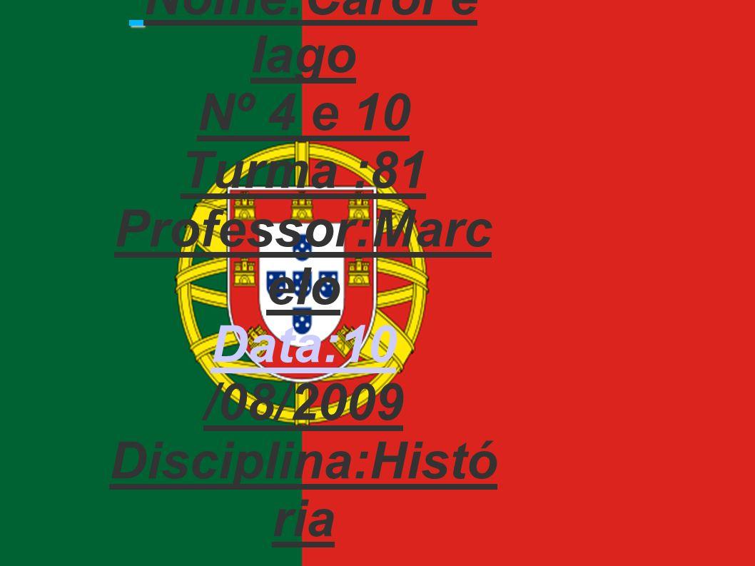 A família real portuguesa Acontece que Portugal e Inglaterra eram velhos aliados e faziam muitos negócios entre si, por isso os portugueses decidiram não obedecer.